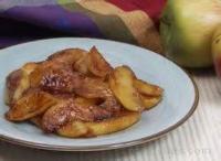 Fruit - Apple -  Fried Apples