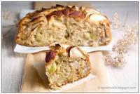 Fruit - Apple -   Honeyed Apple Cake
