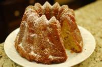 Fruit - Apple -  German Apple Cake