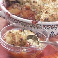 Fruit - Apricot -  Apricot-sour Cream Scones