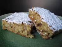 Fruit - Banana Snack Cake