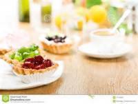 Fruit - Coffee Dessert