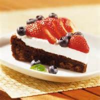 Fruit - Blueberry Torte