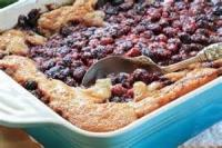 Fruit - Blackberry -   Fresh Blackberry Cobbler