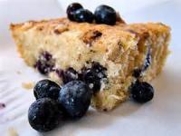 Fruit - Blueberry -  Blueberry Scones