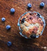 Fruit - Blueberry -  Blueberry-yogurt Muffins