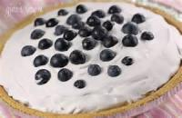 Fruit - Blueberry Cream Pie