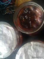 Fruit - Blueberry -  Spiced Blueberry Conserve