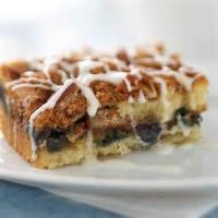 Fruit - Blueberry -  Blueberry Streusel Coffee Cake