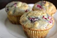 Fruit - Blueberry Buttermilk Muffins