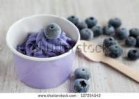 Fruit - Ice-creamy Blueberry Yogurt