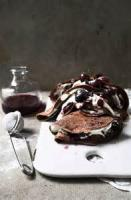 Fruit - Cherry -  Black Forest Crepes
