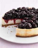 Fruit - Cherry Cheesecake