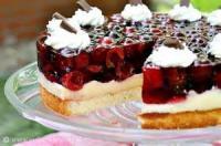 Fruit - Cherry -  Cherry Pudding Cake