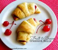 Fruit - Cherry -  Cream Cheese Dessert