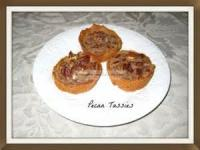 Fruit - Cranberry -  Cranberry-pecan Tassies