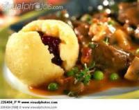 Fruit - Cranberry Dumplings