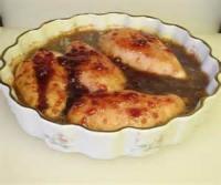 Fruit - Cranberry -  Cranberry Chicken