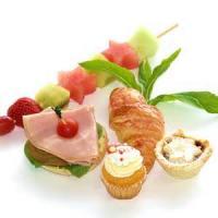 Fruit - Cranberry Glaze