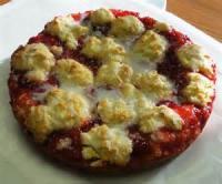 Fruit - Cherry Coffee Cake
