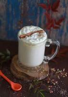 Drinks - White Hot Chocolate