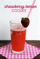 Drinks - Strawberry Lemon Cooler