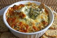 Dips - Spinach And Artichoke Dip