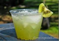 Drinks - -ades -  Fizzy Kiwi Lemonade