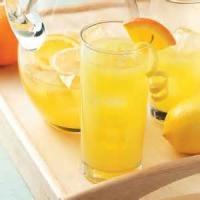 Drinks - Fresh Orange Lemonade