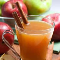 Drinks - Hot Spiced Apple Cider
