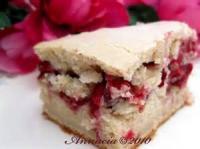 Fruit - Cranberry -  Sour Cream Cranberry Coffee Cake