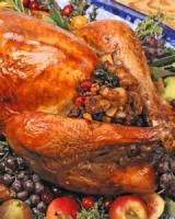 Fruit - Turkey Breast With Cranberry Stuffing