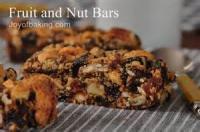 Fruit - Date Nut Squares