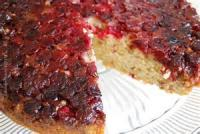 Fruit - Cranberry -  Cranberry Swirl Coffeecake