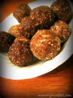 Fruit - Date Pecan Balls