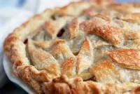 Fruit - Warm Cranberry Pie