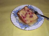 Fruit - Cranberry Orange Pound Cake
