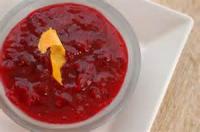 Fruit - Cranberry Sauce