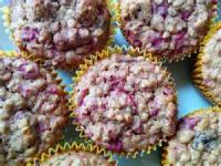 Fruit - Cranberry -  Cranberry Pecan Muffins