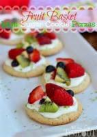Fruit - Lime Cookies