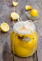 Fruit - Lemons Preserved Lemons (moroccan Lemons)