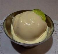 Fruit - Lime Ice Cream