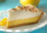 Fruit - Lemon -  Quick And Creamy Lemon Meringue Pie