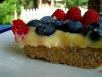 Fruit - Lemon -  Lemon Tart