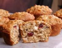 Fruit - Berry Nice Oatmeal Muffins
