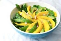 Fruit - Mango -  Mango And Avocado Salad