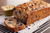 Fruit - Blueberry Bread