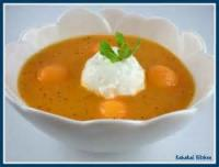 Fruit - Cantaloupe Soup