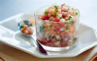 Fruit - Melon -  Melon Pepper Salsa