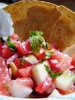 Fruit - Watermelon Salsa
